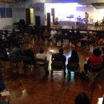 #BlackLivesMatter organizing at St. Johns UCC in St. Louis #Ferguson #MikeBrown http://t.co/Ld79yivD8P