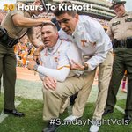 RT @Vol_Football: 20 Hours To Kickoff: Since 07, @UTCoachJones teams have won 20 games in which his team was within 4 pts, 3rd in FBS. http://t.co/gGBqvFAbET