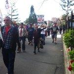 "#MarchInAugust @newcastleherald ""hey hey, ho ho, Tony Abbots got to go!"" http://t.co/kYUPC7ekgR"