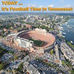 RT @Vol_Football: The clock strikes midnight! TODAY … #ItsFootballTimeInTennessee! #SundayNightVols http://t.co/wqwCs0Zwod