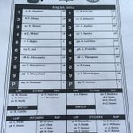Tonights lineups for @Mustangs & @ospreybaseball, 1st pitch at 7:15pm MDT on ESPN 910 KBLG & http://t.co/xibLYzIozj. http://t.co/ugDlURrFfc
