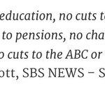 Tony Abbott lied to win Government. This is not politics, this is DECEPTION. @MarchAustralia #auspol http://t.co/JbjnATofYb