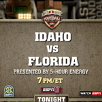 """Might we see two Gators blocking each other again? RT:""""@ESPNU: Still to come tonight on @ESPNU: #IdahovsUF http://t.co/ciMibJhFoH"""""""