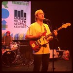 RT @kexp: Tune in NOW for @CapturedTracks artist @MslDeMarco LIVE on KEXP from @Bumbershoot! http://t.co/Kp7JGDS1Ar