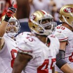 RT @49ers: #49ers release 19 players, set 53-man roster ahead of @nfl deadline. READ: http://t.co/DXDU0MJiNU http://t.co/PLrtwDToU1