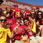 Game day! These #Trojans are ready! #USC #TrojanFever http://t.co/NMWDAILeL8