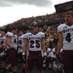RT @UMGRIZZLIES_FB: Boys are ready after the half! #GoGriz #GRIZvWYO http://t.co/p8yxvB4dUo