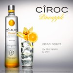 Happy #LaborDayWeekend Whos ready to cheers to #LDW with our newest addition to the collection? #CirocPineapple http://t.co/B2B8hGnhQe