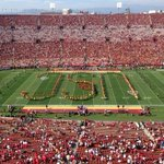RT @RHaylock: Greetings from the Coliseum. College football is back! http://t.co/bJlg59ZHeO