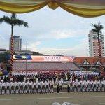 RT @Khairykj: Sambutan Merdeka @ Dataran Merdeka, KL. #disinilahirnyasebuahcinta http://t.co/Zv10ncNyfr