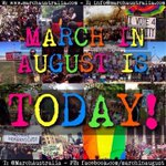 RT @MarchAustralia: Time for us to get out on the streets & be heard! We will NOT go down quietly. #MarchinAugust http://t.co/w27xUkcY7f http://t.co/rf2uf83fuG