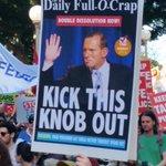 RT @KieraGorden: We have a contender for best sign at #MarchAugust in Sydney #AusPol via @zippydazipster http://t.co/s6DjChwo3c