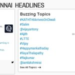 Who are We ? We are Vijay Fans ! With our Efforts We always Stay on Top ! #KATHTHIArrivesOnDiwali http://t.co/wzXObovkly