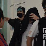 RT @AlittlehoneyB: [Preview] #Markbam at Hong kong airport ???? คนพี่เข้มมาเลย http://t.co/rHdfUI12dh