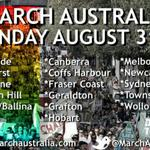 RT @ASRC1: We are marching for a fair go for #refugees today. What will you be marching for? #auspol #asylum http://t.co/V7x3rIyQzC