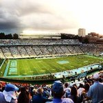 RT @meghanelyons: Dear whoever took this photo: Thank you. → @TarHeelFootball. IS. BACK. #Kenan #goheels http://t.co/rT9ivtXrkE