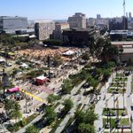 Largest crowd ever in @GrandPark_LA for @MIAFestival 29,000 and growing. Over 43,000 expected by tonight. http://t.co/BoAKDCqwdI