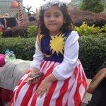 RT @hmetromy: #Warisan57 Ruwaida Fazurin Rohanan, 6 tahun dari Klang mengucapkan Selamat Hari Kemerdekaan kpd semua rakan myMetro. http://t.co/EVLVA4uOvm