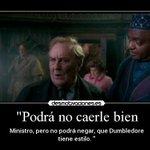 RT @MOUIS_C_1D: Dumbledore tiene estilo. Harry Potter. http://t.co/yxSZB5rIsZ