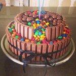 #EstariaRePiolaQue me hagan esta torta para mi cumpleaños http://t.co/3NYd3FZ1EH