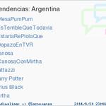 RT @trendinaliaAR: Mirtha acaba de convertirse en TT ocupando la 10ª posición en Argentina. Más en http://t.co/PlylEspskR #trndnl http://t.co/LJv4wCYcls