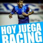 RT @Locura_academia: #HoyJuegaRacing. ¡Esta tarde cueste lo que cueste! #AvellanedaEsDeRacing. http://t.co/CBPs5KIxVP