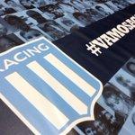 RT @RacingClub: Hoy jugamos todos. Tuiteá usando #VamosAcademia y tu foto de perfil se publicará automáticamente en el sitio oficial http://t.co/VkyTRRVPZG
