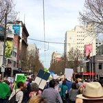 "RT @WorldOfMarkyD: ""ABBOTT OUT, ABBOTT OUT!"" ""We want Abbott out!! We deserve better!!"" #ElectionNOW #MarchInAugust #Melbourne #AusPol http://t.co/u1PaIXaUvt"