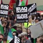 RT @YourAnonGlobal: 'No to NATO': Hundreds march against militarism, nuclear weapons at Wales summit http://t.co/GmGFRXYPPC http://t.co/BWwGSMmHXm