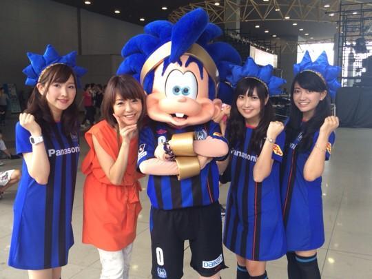 Gamba Osaka Busca la recuperacion y ganar la Champions.