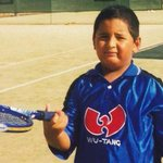 Win or lose tonight, I bet young Nick Kyrgios would be pretty happy with his year! #usopen #wutangforever http://t.co/pXW5W1z5gW