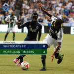 RT @WhitecapsFC: Fulltime score - A disappointing finish to this #CascadiaCup match for #VWFC, as they lose 3-0 to #Timbers. http://t.co/rPgMboc2e5