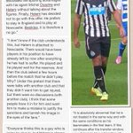 Hatem Ben Arfas agent released this statement yesterday. #NUFC http://t.co/vbkmZMWHKc