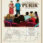 "RT @starjogja: #Jogja 4/9/2014 19:30 di Terminal Condong Catur Teater Berbahasa Jawa ""Purik"" #FKY26 @fky26 http://t.co/HqPZUP9sS9"
