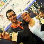 "RT @mohitfreedom: RT @sportsmalaysia: @HKsquash: Congrats to Hong Kong Open 2014 Champions @MoElshorbagy and @NicolDavid #ezoo http://t.co/emAVWbQVFS"""