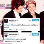 """REMEMBER WHEN NIALL USED TO CALL HARRY """"ARIII BABES"""" I STILL CRY #MPN #Directioners http://t.co/tT0f3iyiON"""
