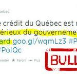 RT @PierGravelinePQ: Tsé quand le PLQ te rit en pleine face avec le sérieux de leur gouvernement. #PolQC #PaysQC #PLQFail http://t.co/WzvxIYzBNX