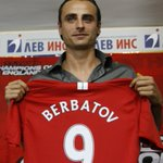 RT @Squawka: ON THIS TRANSFER DAY: In 2008, Dimitar Berbatov completed a £30.75m move to Manchester United from Tottenham. http://t.co/L1JHcUs1t9