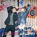 "RT @jypnation: 2PM ""미친거 아니야? (GO CRAZY!)"" Teaser Image #2PM #미친거아니야 http://t.co/4mFn0y9HC9"