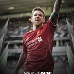 Well done to @lfc18alberto, who you voted as your #LFC Man of the Match against Tottenham... http://t.co/tf41NqzwAC