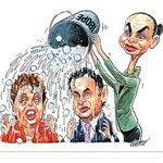 """RT @CinthiaDuval: O desafio do balde de gelo em versão eleitoral... :-) #MarinaSilva #DebateDoSBT #SouMarina40 #Marina40 #SouMarina40 http://t.co/Y4aZfFegv8"""""""