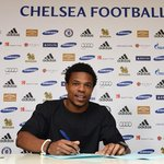 Welcome to @chelseafc, Loic Remy! #CFC http://t.co/uJ9lDoJDKW