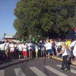 RT @Ritmo931: Todo un Éxito la Caminata Susie Thayer en Chiriqui @luisarce931 @JayAlvarezNext con #FundaCancer http://t.co/N06IGwd4sO