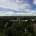 RT @MSUBNews: Check out the view from 8th floor Petro Hall on move-in-day @msubillings WELCOME BACK STUDENTS #GoJackets http://t.co/qT59Yn0dS9
