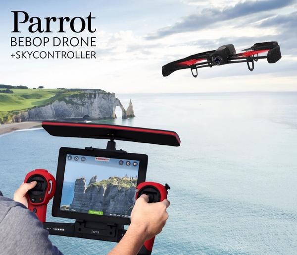 To all AR.Drone pilots: are you excited by Bebop Drone + Skycontroller? Stay tuned! http://t.co/oP3HhDCoM5