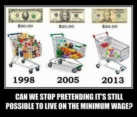 Happy #LaborDayWeekend to those who have—and can afford to have—it off. #p2 #UniteBlue #inequality #minimumwage http://t.co/jB5eBF5N79