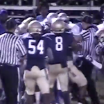 VIDEO: An Ohio high school football game was abruptly cancelled after a benches-clearing brawl http://t.co/pYWMVoDWEF http://t.co/Q9I58YdWp9