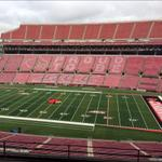 RT @bretteakin: Final prep day complete. Stadium all set for Mondays big night. #L1C4 http://t.co/XVE9vQpVRE