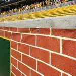 Ok, new Baylor stadium is nice, but did you know the bricks you see on TV arent real? http://t.co/v7TvwDKsR8