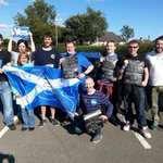 .@RICFife Really positive #canvassing in #Cowdenbeath yday! #IndyRef #RadicalYes http://t.co/GfzrRlwmM7